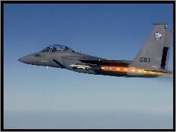 F-15 Strike Eagle, Rakieta
